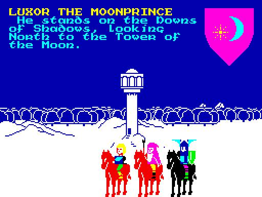 Lords Of Midnight Spectrum
