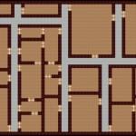 House layout/maze generator